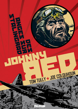 couverture Johnny Red 3